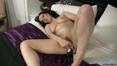 Asian babe groped in public Thumb