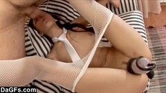 Krissy leigh (hd) hard fucked by a big black dicks. Thumb