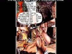 Interracial Hardcore Sex Comics bdsm bondage slave femdom domination Thumb