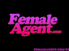 FemaleAgent Blonde sexy boss teaches agent the art of seduction Thumb