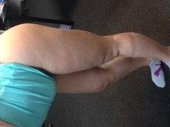 Bbw pawg italia 38g shakes her big 44 inch ass and huge tits Thumb