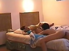 Young Thai couple hotel sex homevideo Thumb