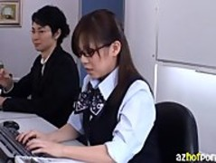 AzHotPorn.com - Sexual Office Lady Insult Thumb