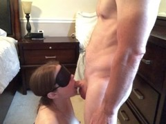 Shy Thick Mom Next Door gets Spanked and Creampie Thumb