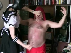 Belly Punched By A Giantess (Stomach Demolition) Thumb