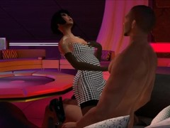 Session 61 - Asian Woman Gets Fucked in a Nightclub Thumb