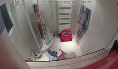 Teen Stesister Hidden Camera Spyied In The Shower Day 1 Thumb