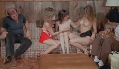 Hot Group Sex Orgy At Vintage Movie Thumb