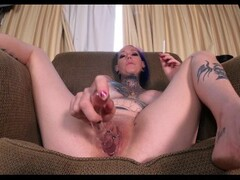 Chassidy Lynn - 4k, Smoking, MILF, Anal, Tied and Punished!! Thumb